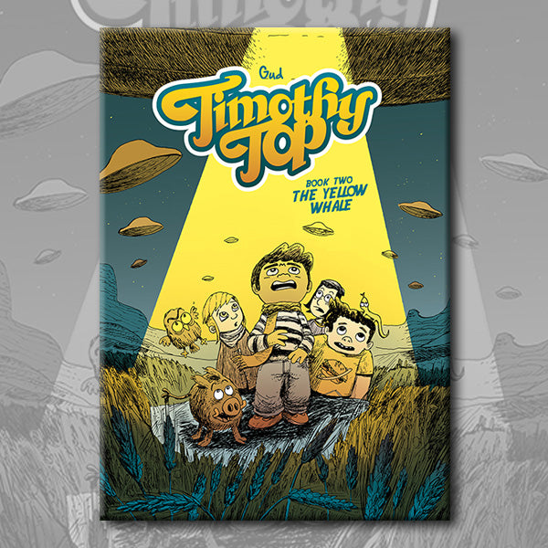 TIMOTHY TOP Book 2, by Gud