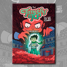 TIMOTHY TOP Book 3, by Gud