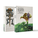 THE COLLECTED TOPPI vol. 1: THE ENCHANTED WORLD, by Sergio Toppi