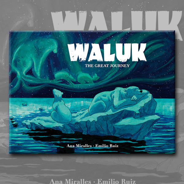 WALUK, by Ruiz and Miralles (pre-order)