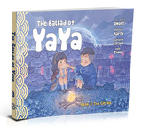 THE BALLAD OF YAYA Book 3, by Patrick Marty, Jean-Marie Omont, and Golo Zhao