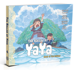 THE BALLAD OF YAYA Book 4, by Patrick Marty, Jean-Marie Omont, and Golo Zhao
