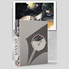 Zaya Limited Edition slipcase bundle
