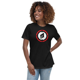 Magnetic Logo Women's Relaxed Tee