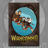 WAHCOMMO, by Luis NCT (leatherbound edition) (pre-order)