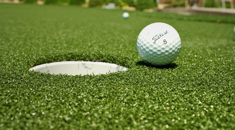 how to play better golf without practicing
