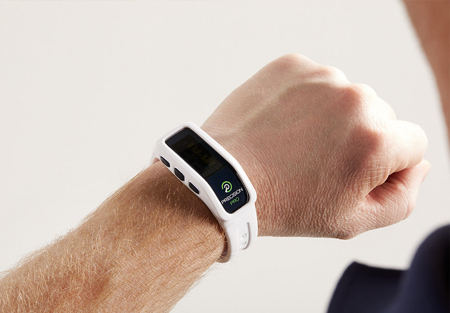GPS Golf Band for your wrist