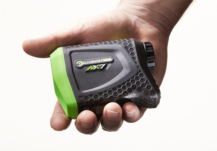 NX7 Pro Golf Rangefinder Easy-to-Use