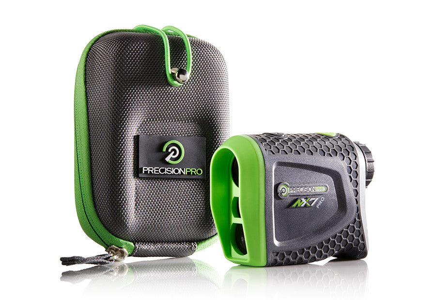 NX7 Pro Golf Rangefinder and Carrying Case