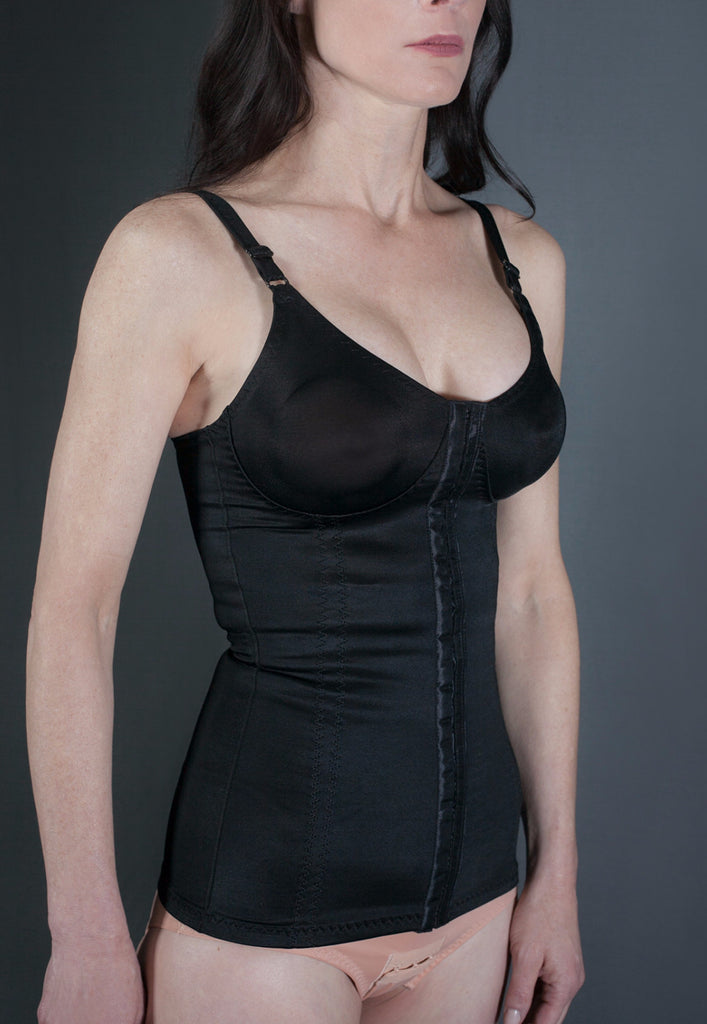Ladies Vest - Front Closure, Reinforced Cup