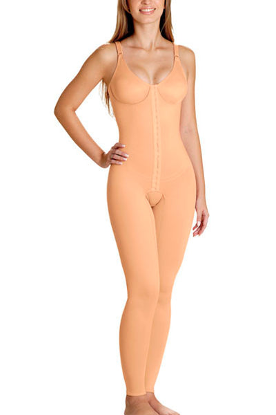 Ladies Full One Piece Hook & Eye Closure - Ankle