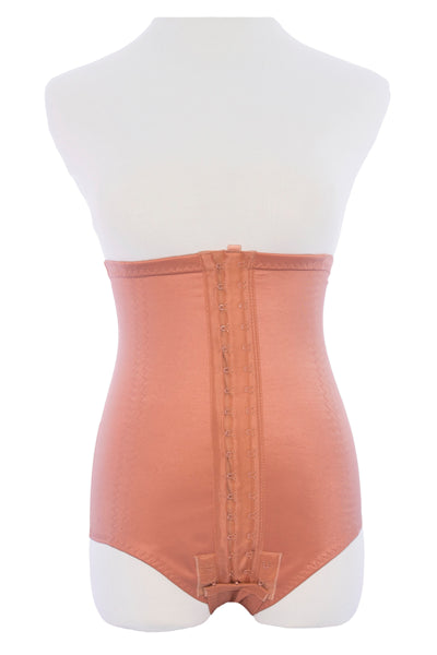 Ladies High Waist Brief - Hook & Eye Cosure
