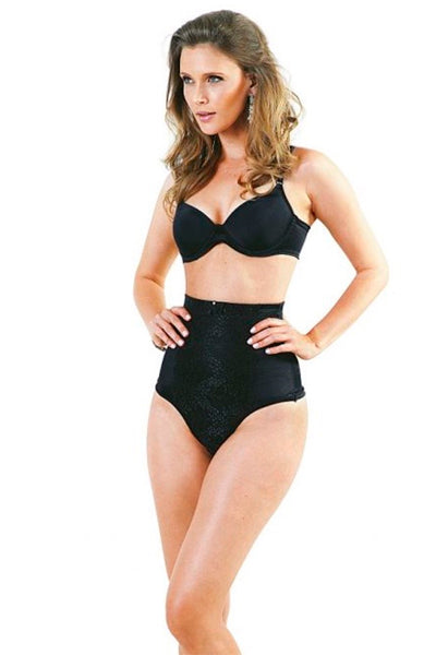 Ladies High Waist G-String
