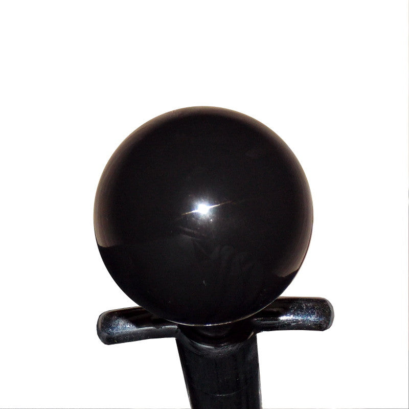 "1-7/8"" Black Muncie 4 Speed shift Knob"
