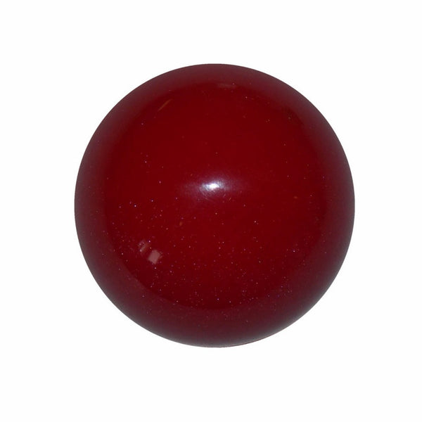 "1-7/8"" Metallic Candy Red Shift Knob"