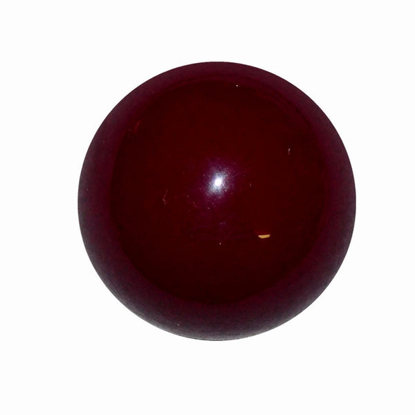"1-7/8"" Burgundy Shift Knob"
