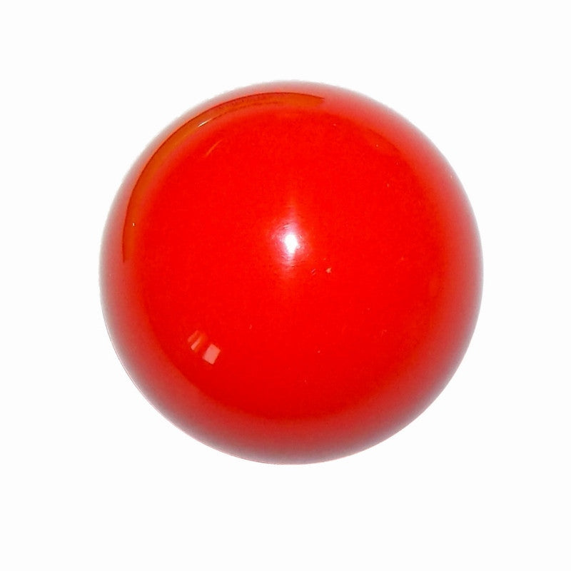 "1-7/8"" Dark Orange Shift Knob"