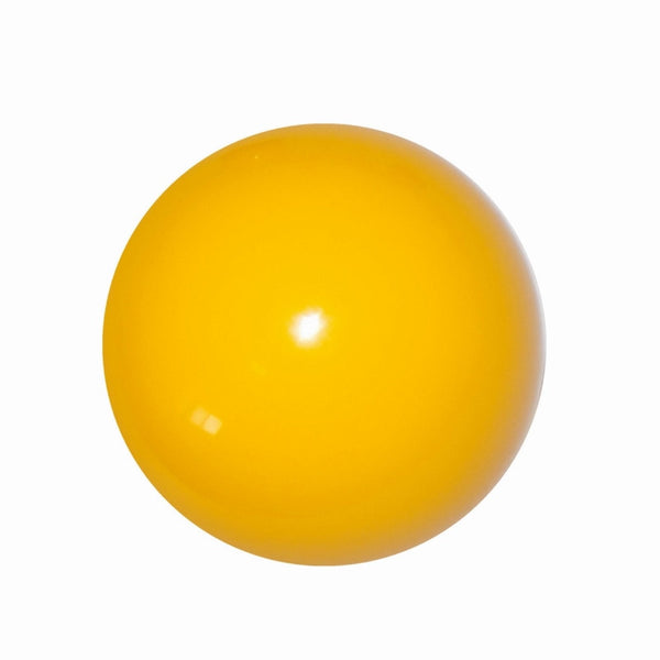 "1-7/8"" Yellow Shift Knob"