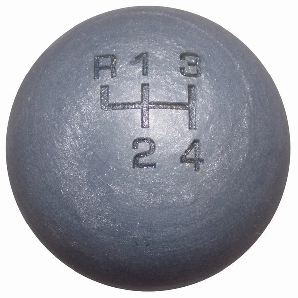 Carbon Graphite 4 speed Matte Shift Knob