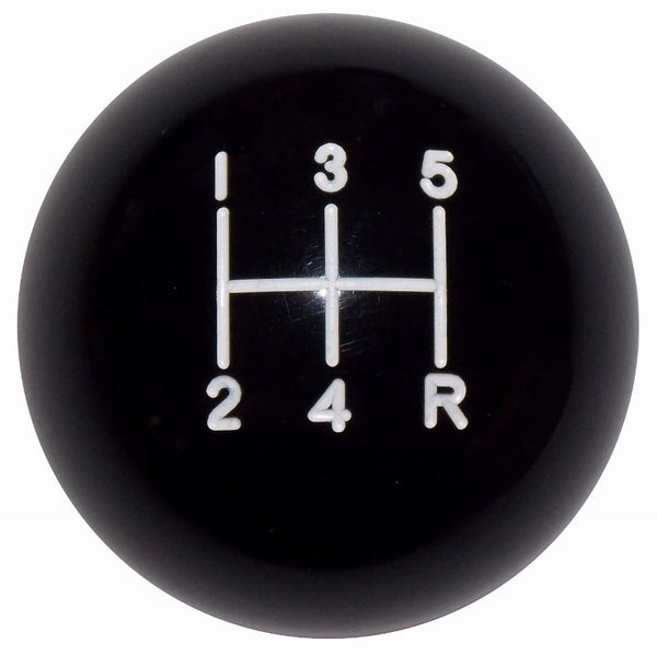 Black 5 spd/std Shift Knob