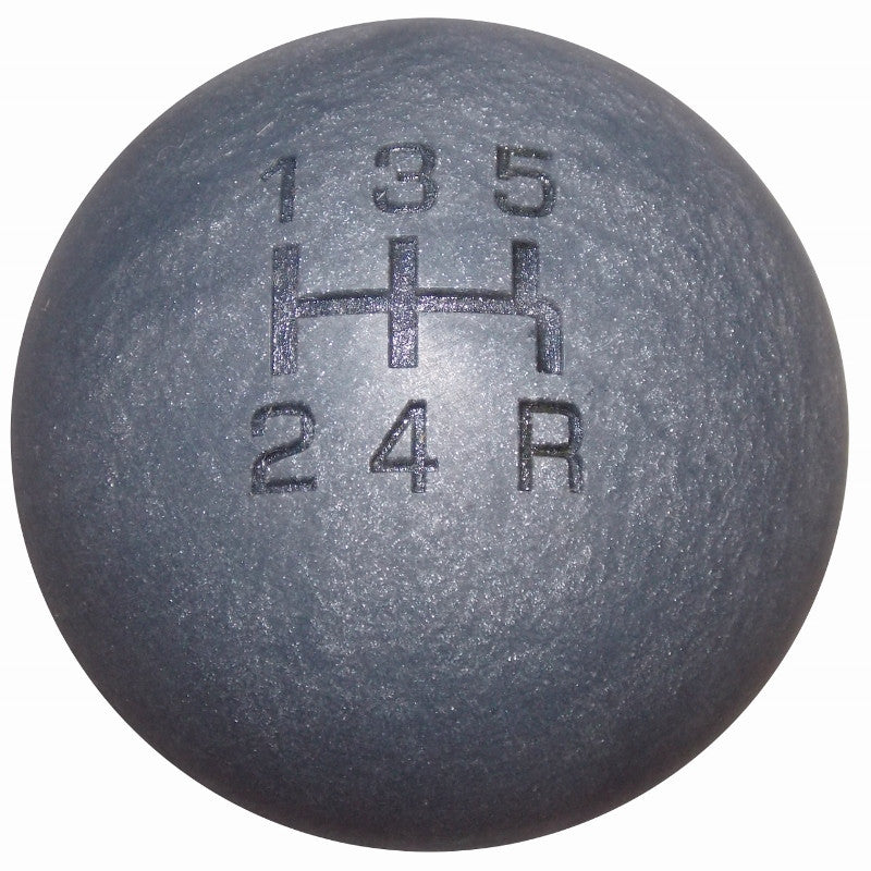 Carbon Graphite 5 Speed Matte Shift Knob