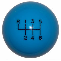 Grabber Blue new 6 spd Shift Knob
