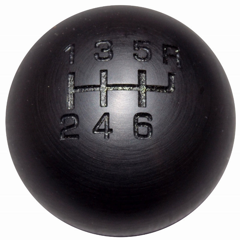 Stealth Black C5 6 Speed Shift Knob