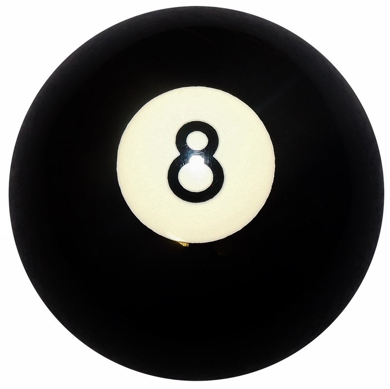 Black 8 Ball Shift Knob