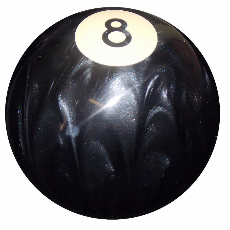 Pearl Black 8 Ball Shift Knob