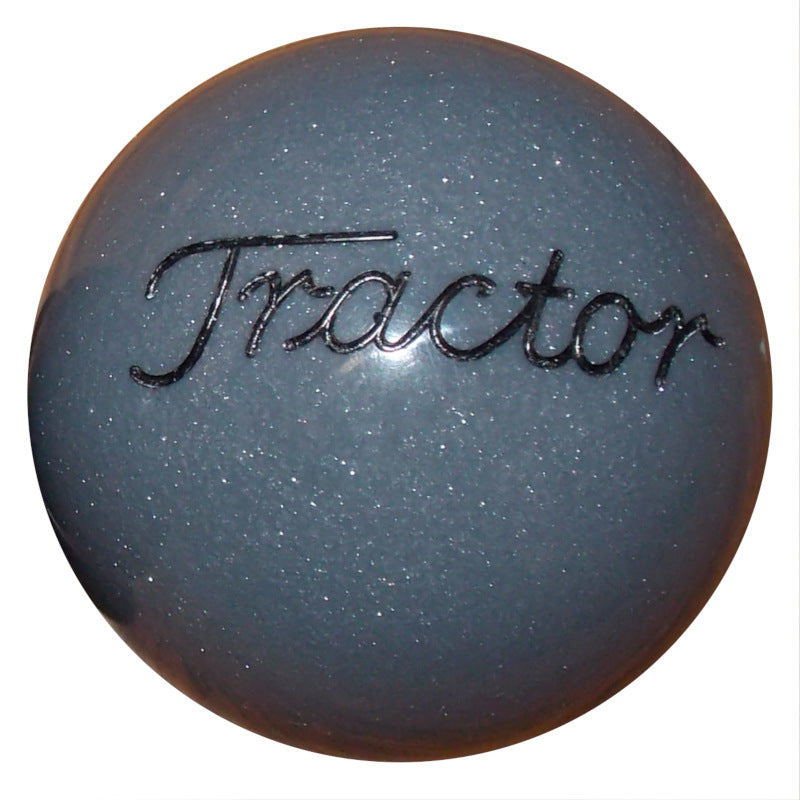 Carbon Graphite Gloss Tractor Brake Knob