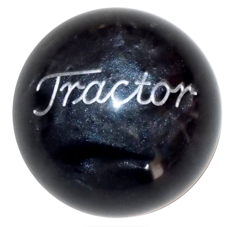 Pearl Black Tractor Brake Knob