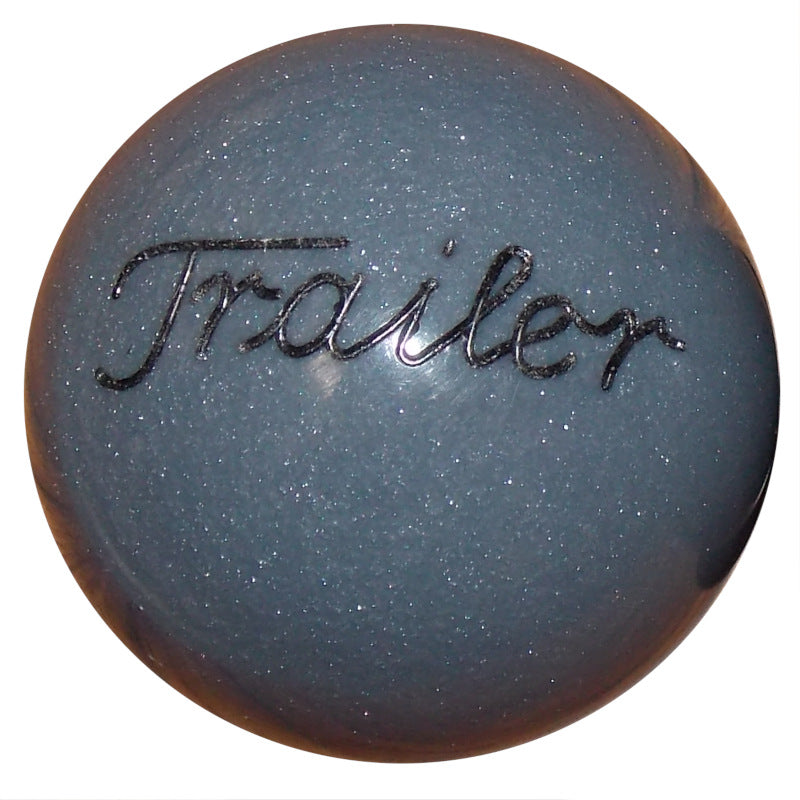 Carbon Graphite Gloss Trailerr Brake Knob