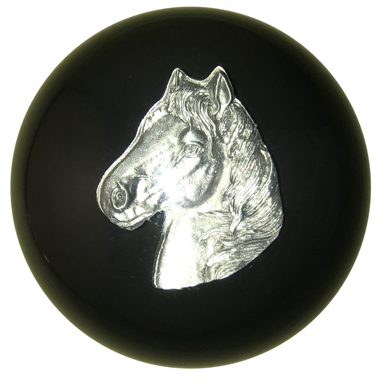 image of Black Horse Shift Knob