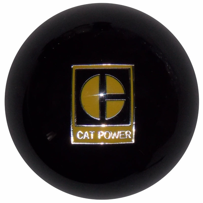 Black CAT Power Shift Knob