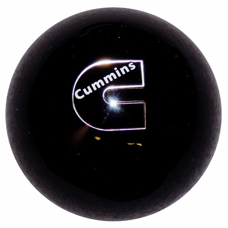 Cummins C Logo Black Shift Knob