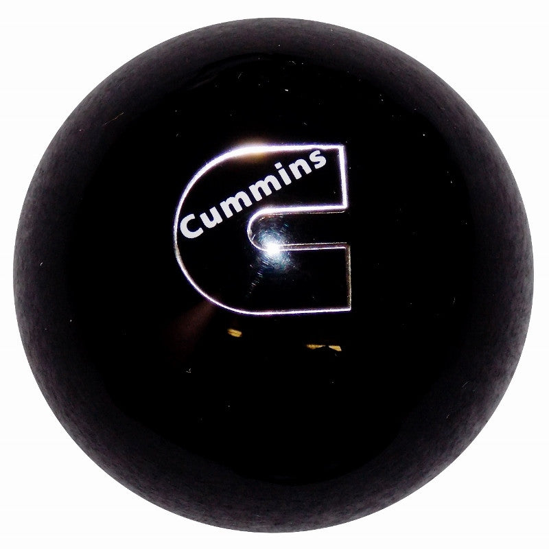 Cummins C Black Brake Knob