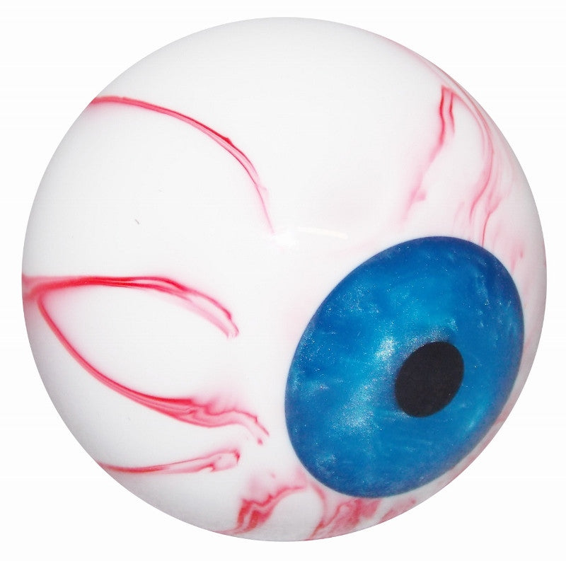 Blue Sideways Eyeball Brake Knob