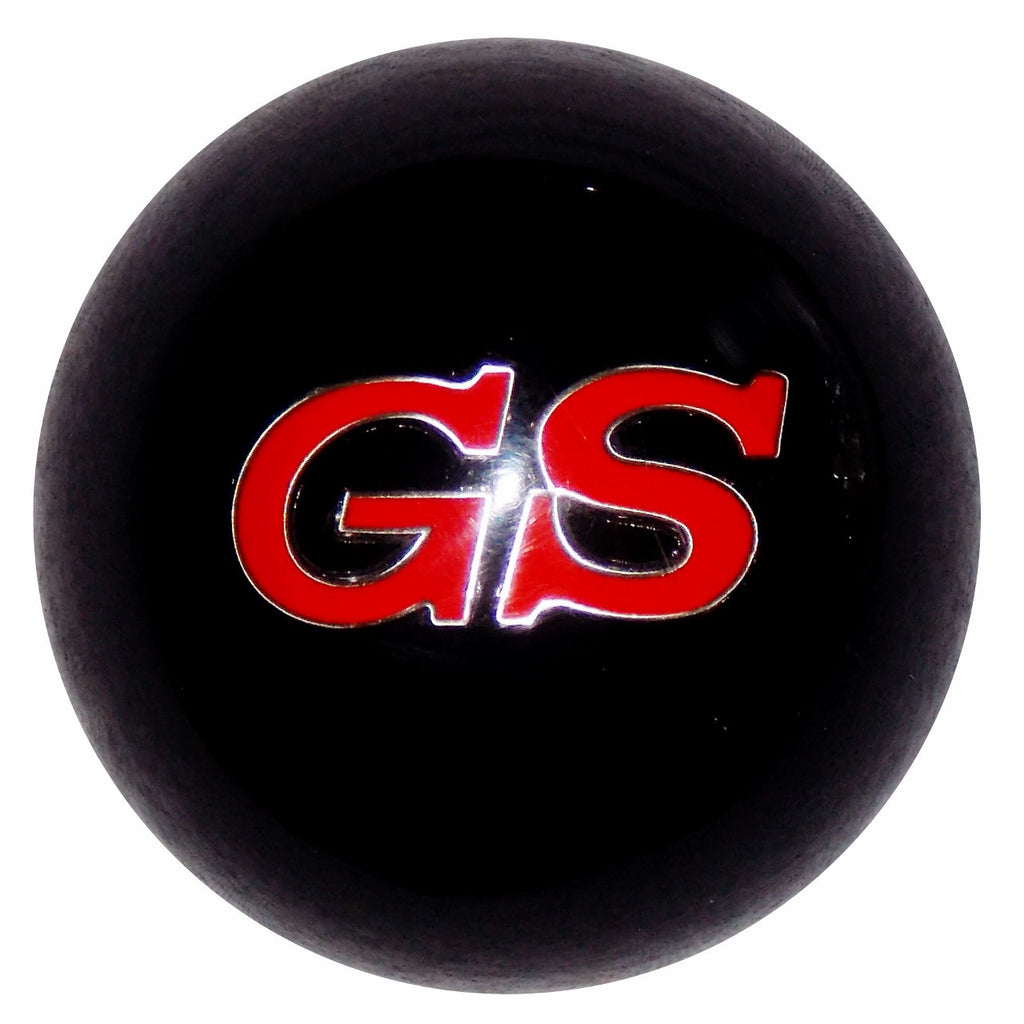 Black Buick GS Emblem Shift Knob