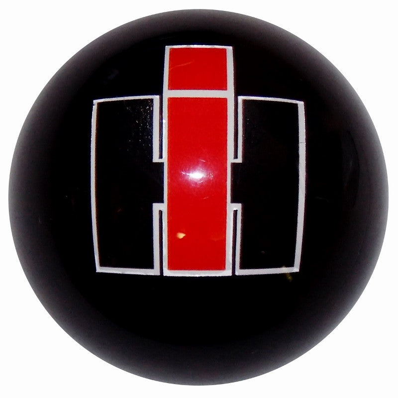 Black IH International Harvester Brake Knob