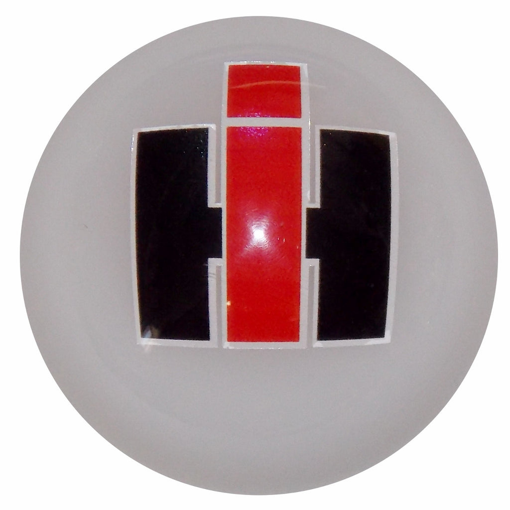 International White Shift Knob