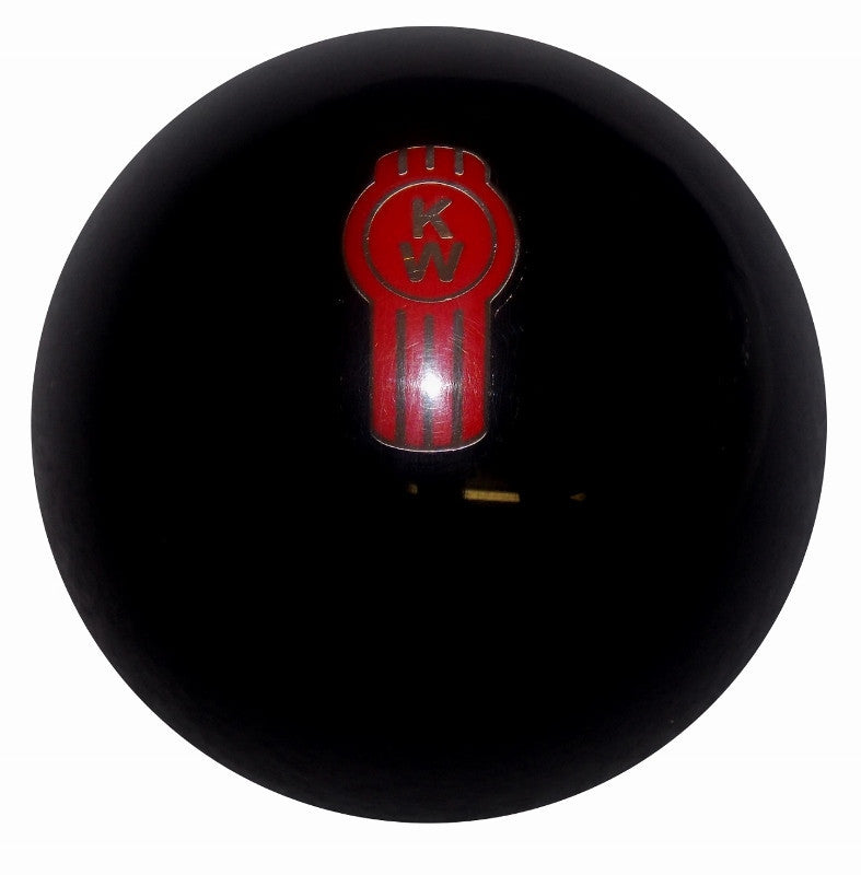 Black Kenworth Brake Knob