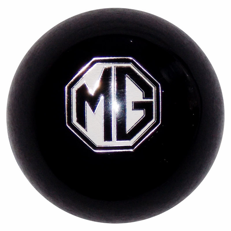 MG Emblem Black Shift Knob