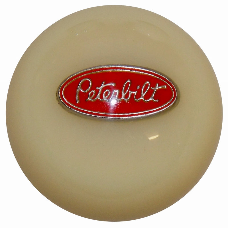 Ivory Peterbilt Shift Knob