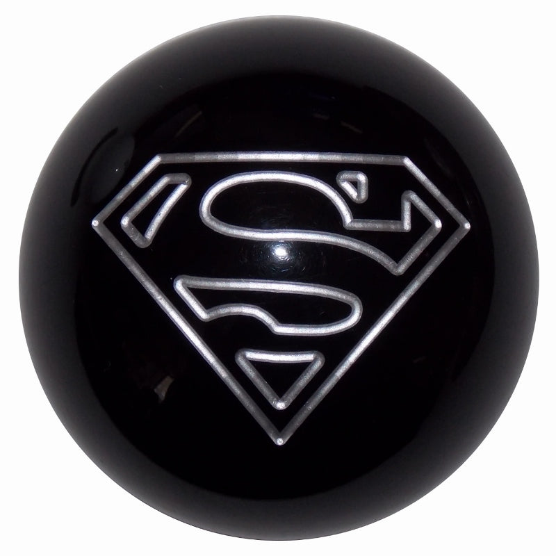 Black Superman C4 C5 Corvette Shift Knob