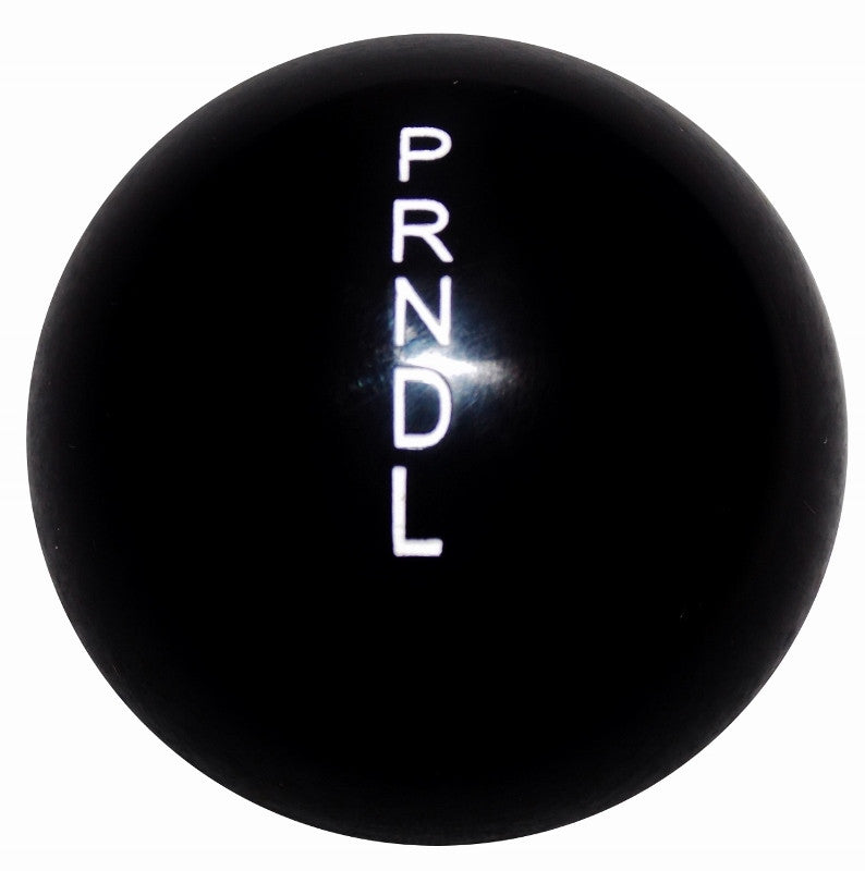 Black Automatic D21 Shift Knob