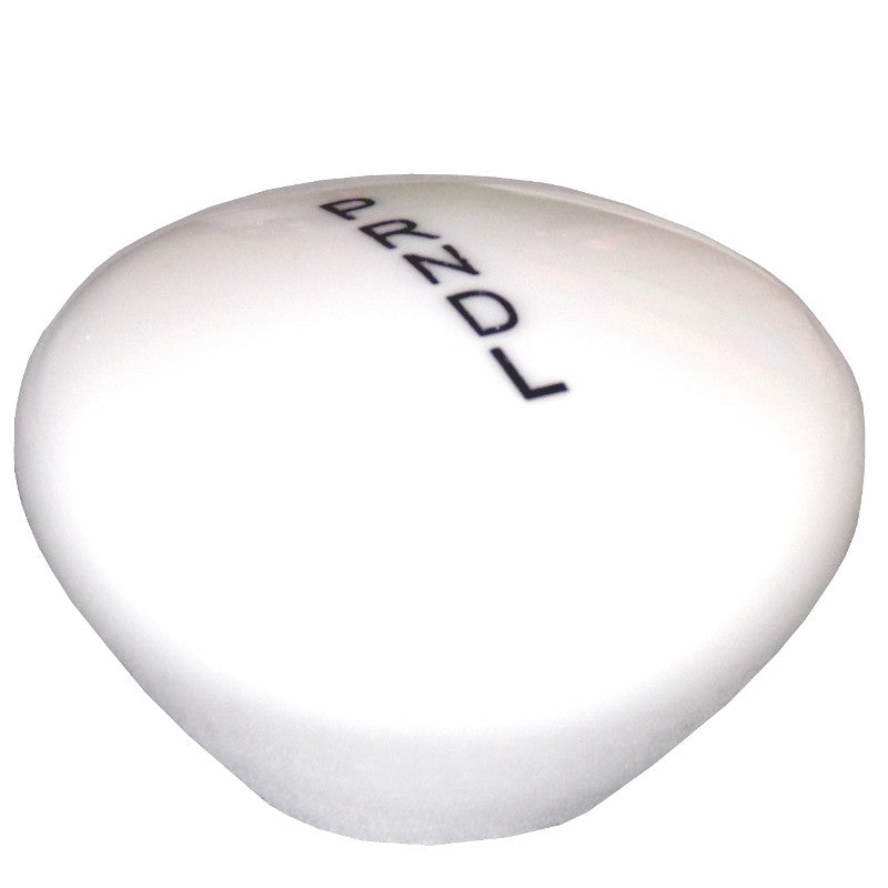 White Nostalgic Automatic DL Shift Knob