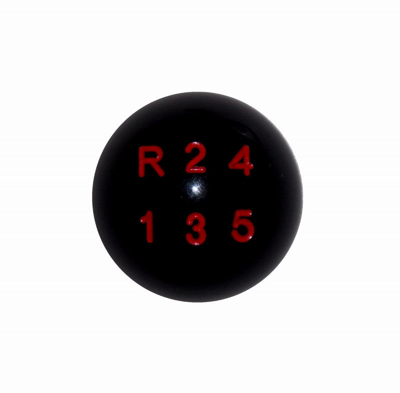 Ferrari Replacement Black 5 Speed Shift Knob