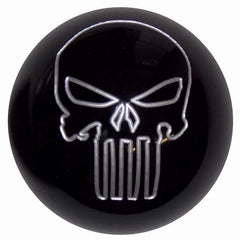 2015-17 Mustang Black Punisher Skull Shift Knob