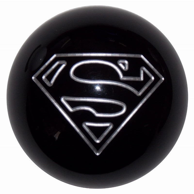 Black Superman Shift Knob