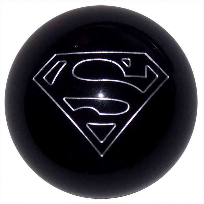 Black Superman Brake Knob